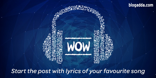 Favourite Song Lyrics - WOW