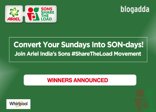 Ariel SONday Winners Allowed