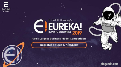 Eureka! 2019 - E-cell IIT Bombay - Asia's Largest Business Model Competition