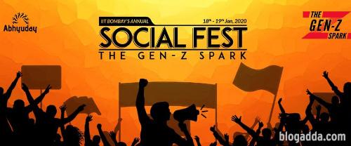 Abhyuday, IIT Bombay, Annual Social Fest 2020