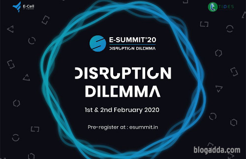 E-Summit 2020 - IIT Roorkee, Annual B-plan Competition