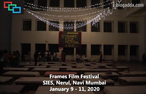 Frames Film Festival 2020 - SIES College, Nerul