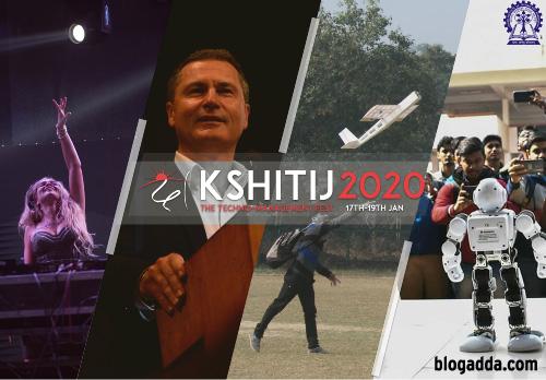 Kshitij - KTJ 2020 - Techno Managment Fest - IIT Kharagpur