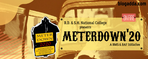 Meterdown 2020 - Annual Cultural Fest - R D National College