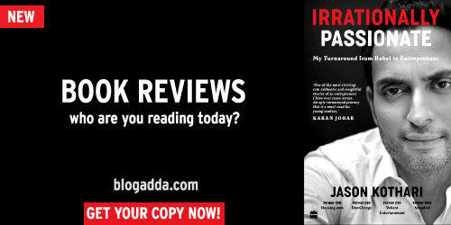 Book Review - Irrationally Passionate - Jason Kothari