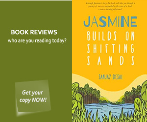 Jasmine Builds On Shifting Sands - Apply Now!