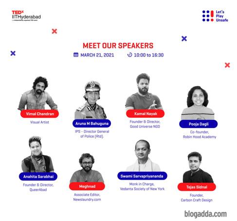 Let's Play Unsafe - TEDx IIT Hyderabad