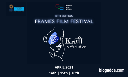 Kriti - A Work Of Art - Frames Film Festival